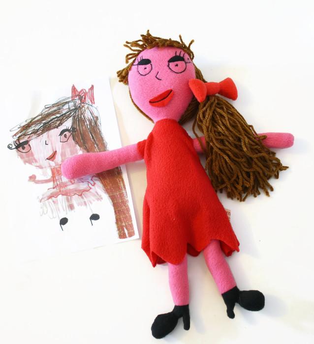 a girl doll