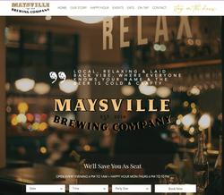 dana hendrickson brewery website design (1)
