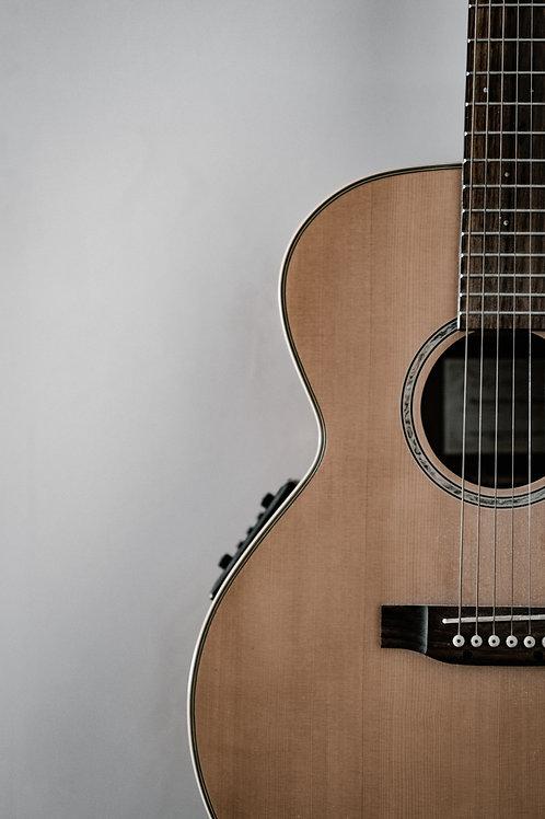 3/4 Classical Guitar (Natural)