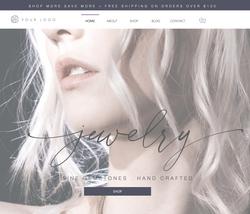 Dana Hendrickson_Soulfire Creative_Maker-Jewelry-Product ECommerce Custom Website Template