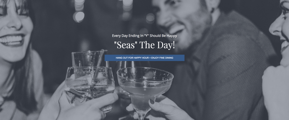 CUSTOM EMAIL CAMPAIGN + GRAPHICS + COPYWRITING + STRATEGY FOR A HIGH-END RESTAURANT
