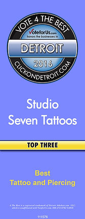 Best Tattoo Shop
