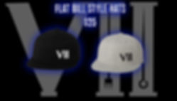 studio seven flat bill hats.jpg