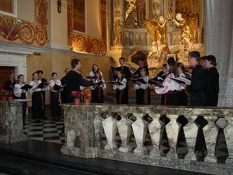 Хоровий Фестиваль Духовної музики