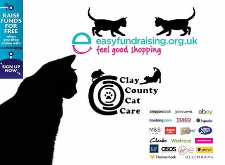 Shop & Raise Free Donations Through Easyfundraising.