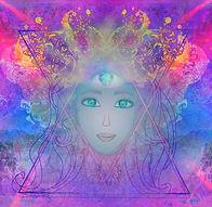 81992986-woman-with-third-eye-psychic-su