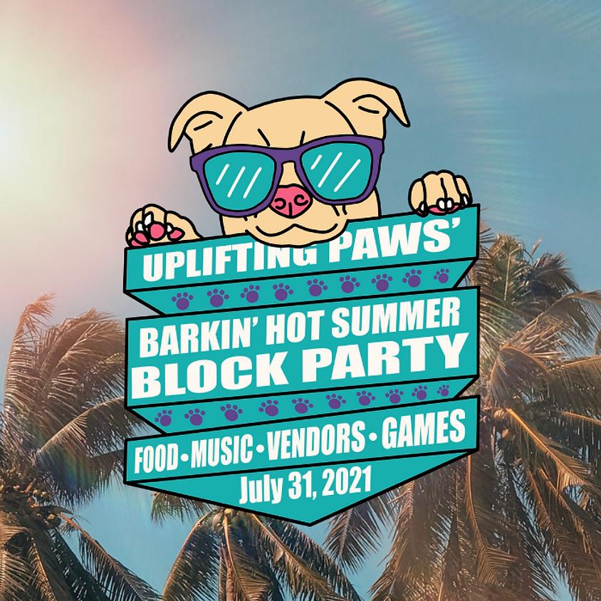 Barkin' Hot Summer Block Party