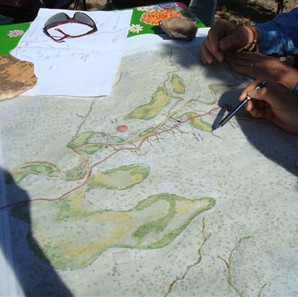 In 2007, following the land purchase, the Hamaatsa Directors worked with renowned Permaculture master planners, Scott and Arina Pitman to develop the Hamaatsa master plan for restoration of land and people. This master plan provides critical guidelines to protect this sacred wild land place for future generations.