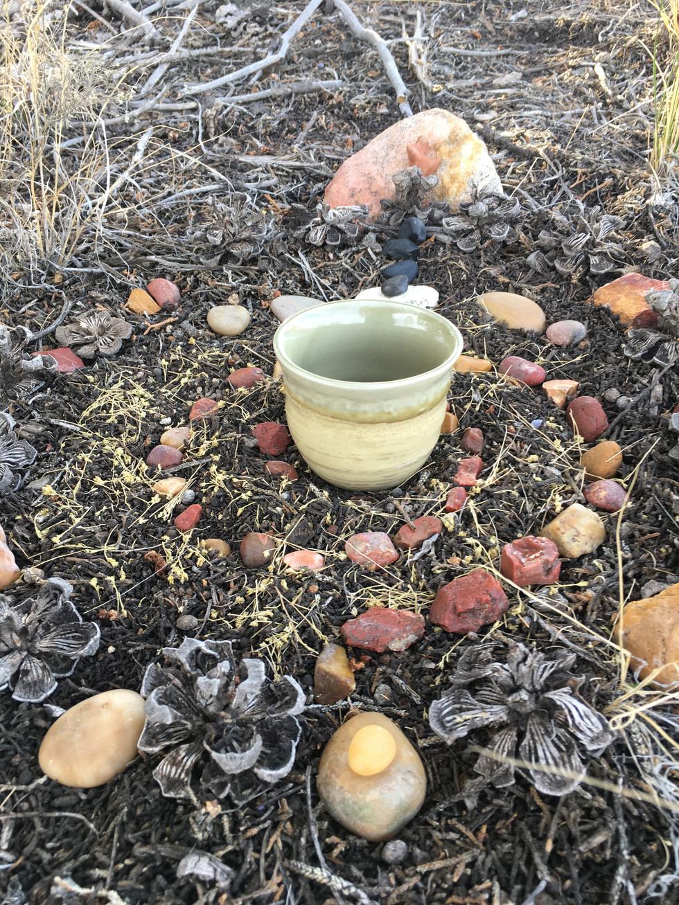 Land Art Tea Sanctuary