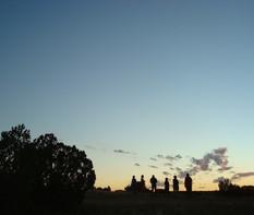 Sunset at Hamaatsa