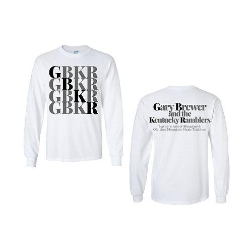 GBKR Concert Shirt