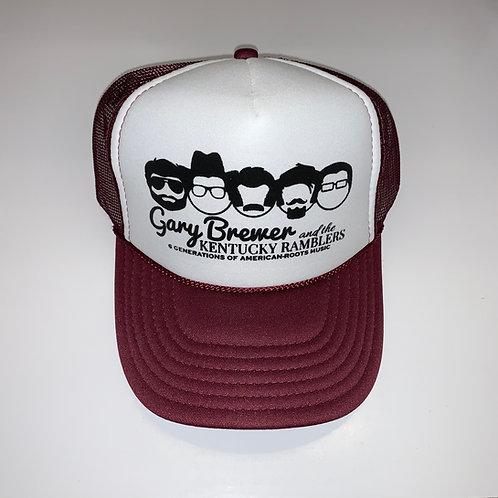 GBKR Head Logo Hat