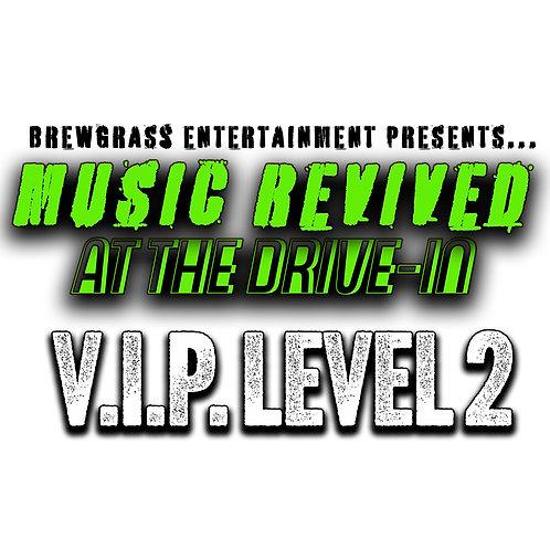 Ohio Drive-In VIP Lvl 2