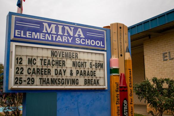 Mina Elementary