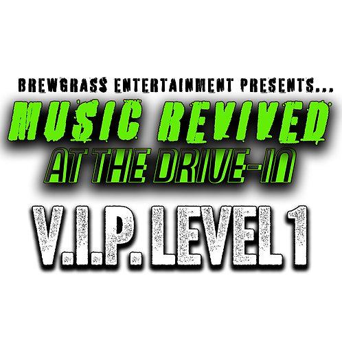 Ohio Drive-In VIP Lvl 1