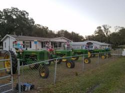 GBKR on John Deere Tractors