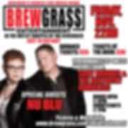 Brewgrass Entertainment kickoff instagra