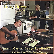 Jimmy Martin Songs for Dinner CD.png