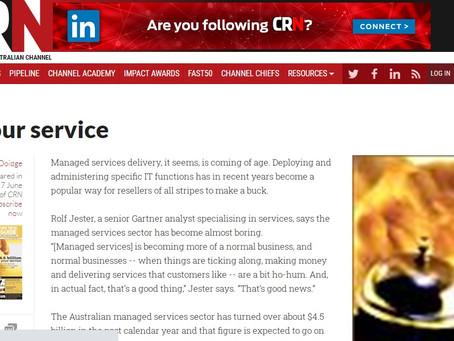 Feature - 27 June 2005 (CRN Australia)