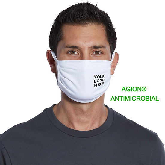 Port Authority® Custom Cotton Knit Face Mask Case of 500 (Facility Soluti