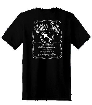 Gildan® - Heavy Cotton™ 100% Cotton T-Shirt (JACK DANIELS)