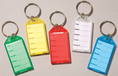 Snap Key Tag {EZ391}