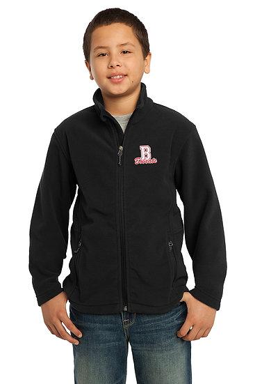 Youth Unisex Fleece Jacket