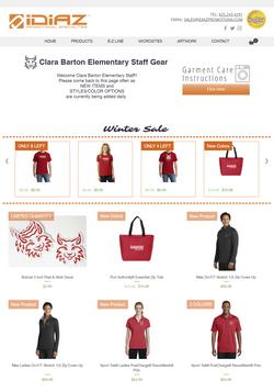 School Staff Uniforms / Accessories