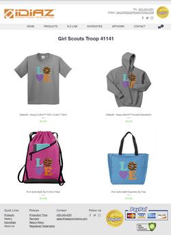 Girl Scout Troop 41141