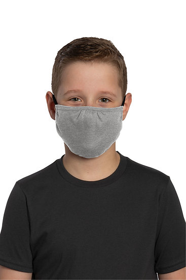 Adjustable Youth Cotton Face Mask