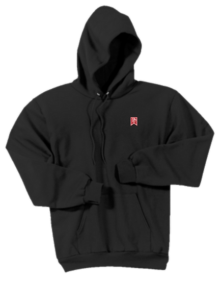 PC78H Port & Company® - Core Fleece Pullover Hooded Sweatshirt