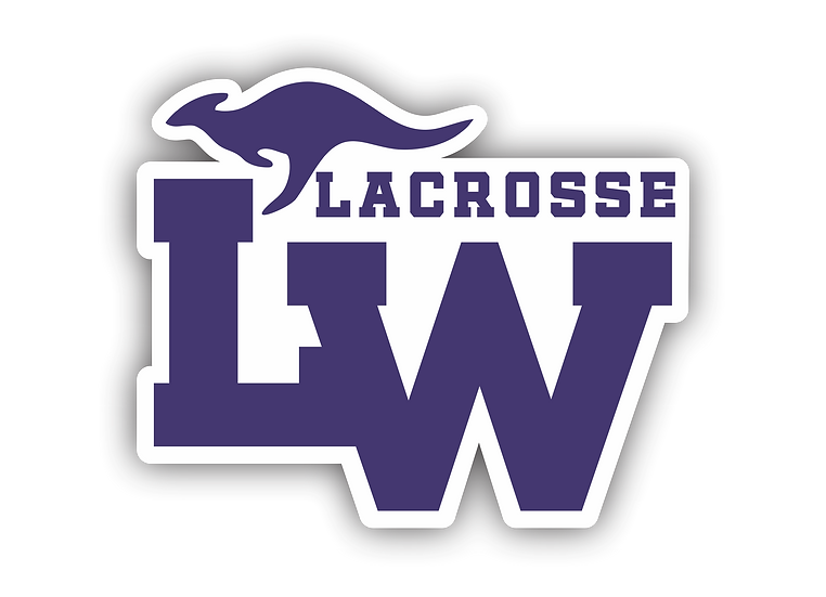 Lake Washington Lacrosse Car Decal
