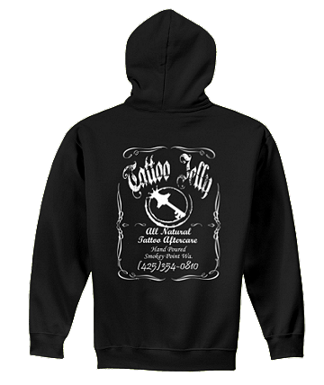 Gildan® - Heavy Blend™ Unisex Hooded Sweatshirt (JACK DANIELS)