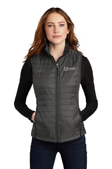 Port Authority ® Ladies Packable Puffy Vest