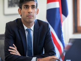 Rishi Sunak Extends Furlough Until March 2021
