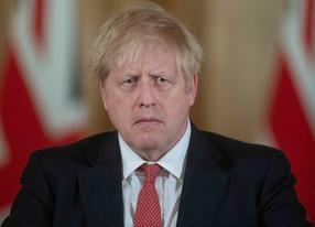 Boris closes Britain