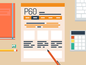 Your P60: Explained