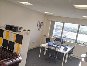 Company Update: New Office
