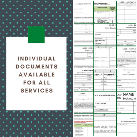 Individual Documents Available