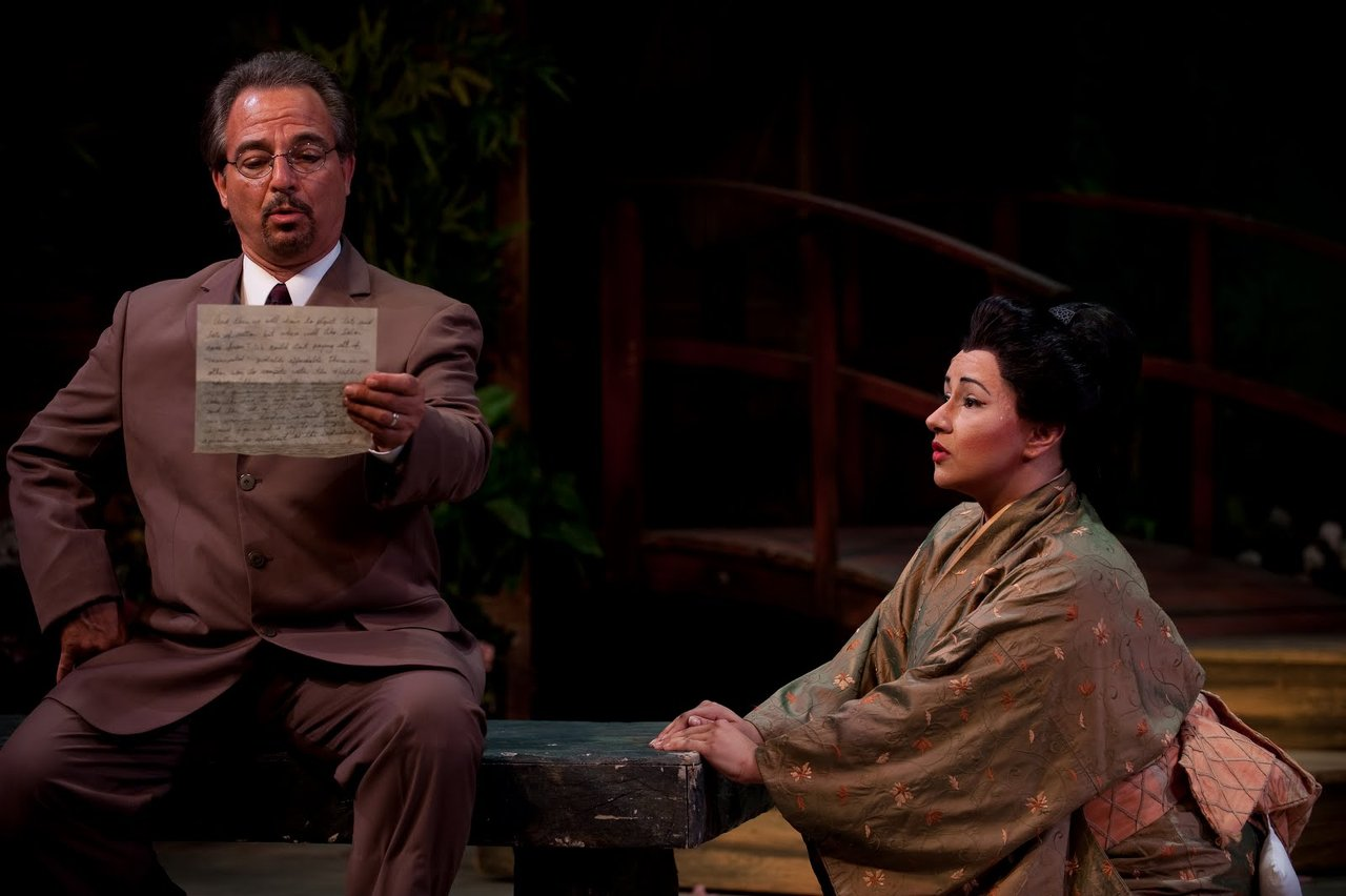 Act II, Madama Butterfly