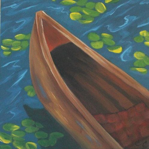 Lily Pad Canoe