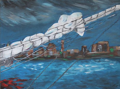 Harbour Mast
