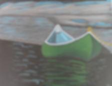 Green Canoe 16X20.JPG