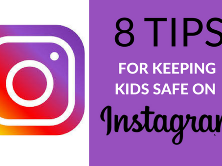 Eight Tips for Keeping Adolescents Safe on Instagram (By NCOSE)