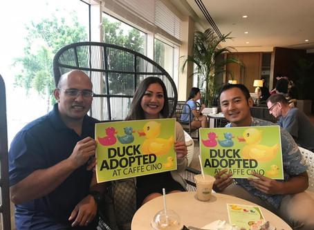 Proud VARO duck owners