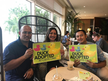 Proud VARO duck owners