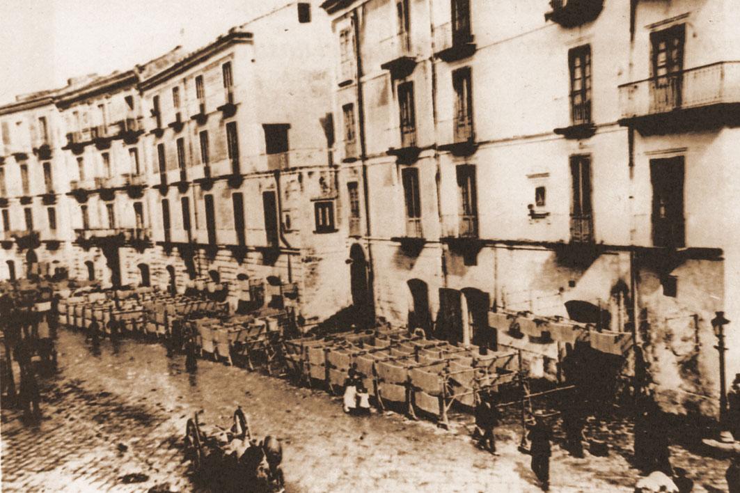 pastifici Via Roma Gragnano
