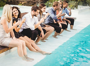 Groupe Pool Party