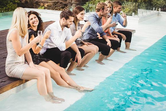 Pool Party & Movie Night (1)