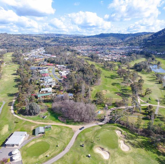 Golf Course Overlook 1